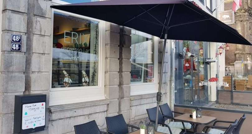 Erix Coffee kesselskade Maastricht bregblogt.nl