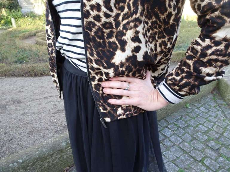 detail outfit luipaard streepjes bregblogt.nl