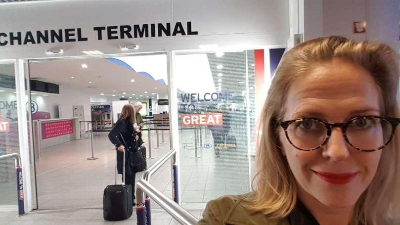 Bij de verkeerde terminal bregblogt.nl