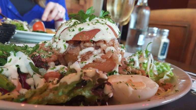 Lunch tomaten garnalen brussel bregblogt.nl