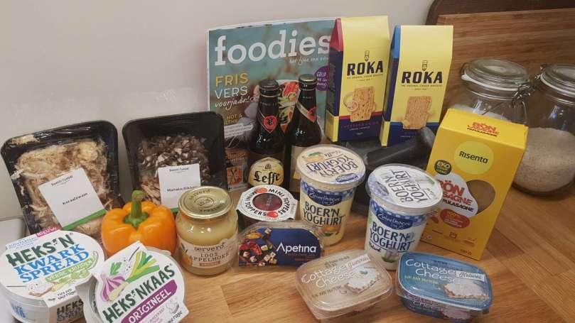 Foodybox lente 2018 bregblogt.nl