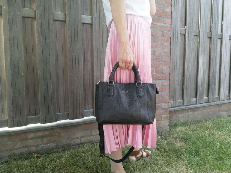 Duifhuizen tassen en koffers Charm handtas S bregblogt.nl