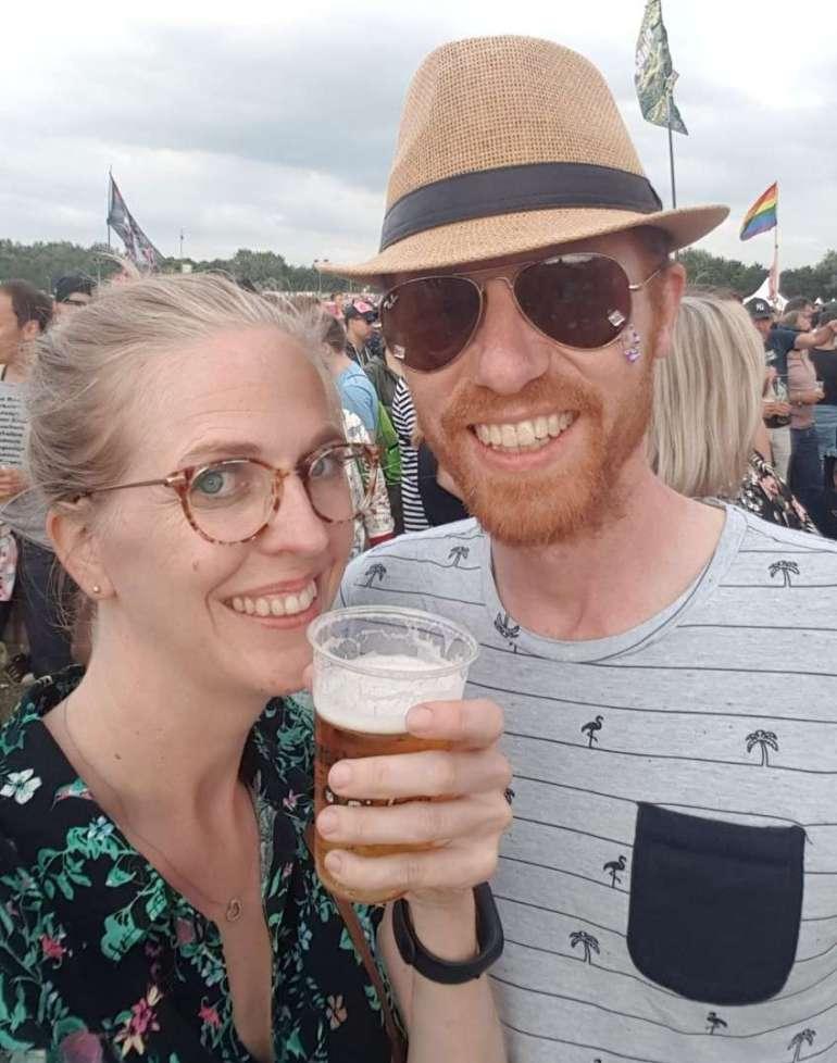 Nietsvermoedend voor het aanzoek Pinkpop 2018 Roodharige Hunk Bregblogt.nl