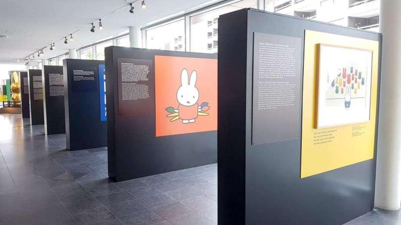 nijntje heeft vakantie tentoonstelling dick bruna bregblogt.nl