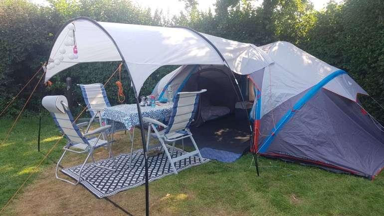 Camping Orisant bregblogt.nl