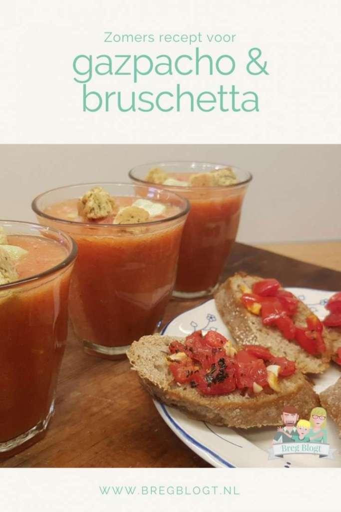 Recept gazpacho en bruschetta bregblogt.nl