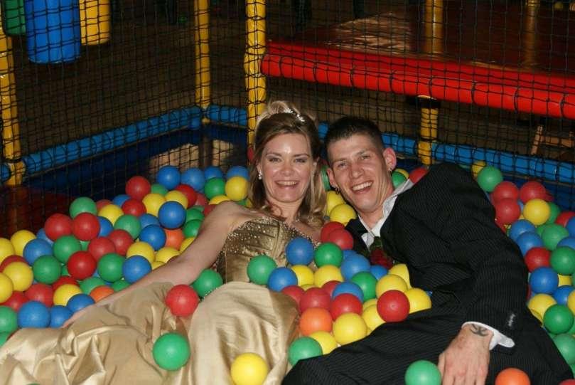 De bruiloft van Laura indoorspeeltuin bregblogt.nl