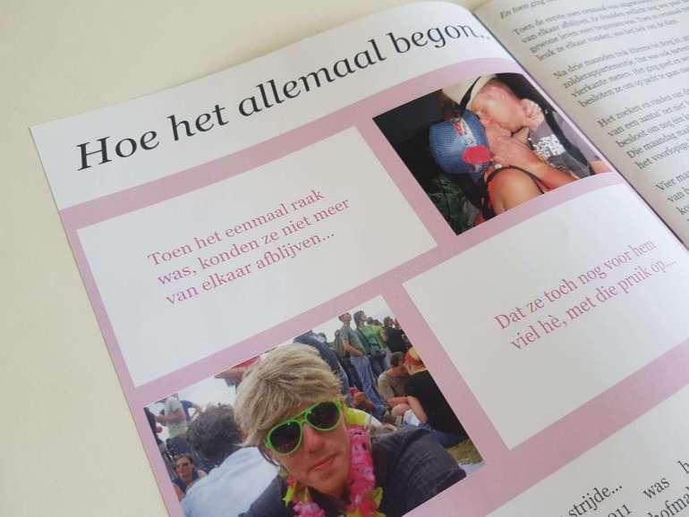 Eigen tijdschrift ontwerpen Het Fotoalbum bregblogt.nl