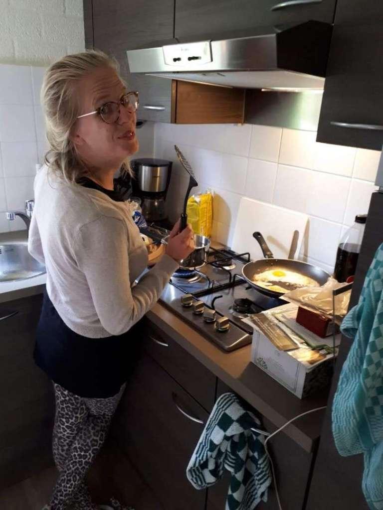 Eitjes bakken bregblogt.nl