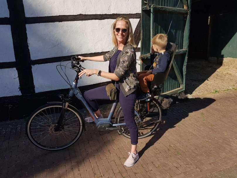Stella e-bikes testen bregblogt.nl