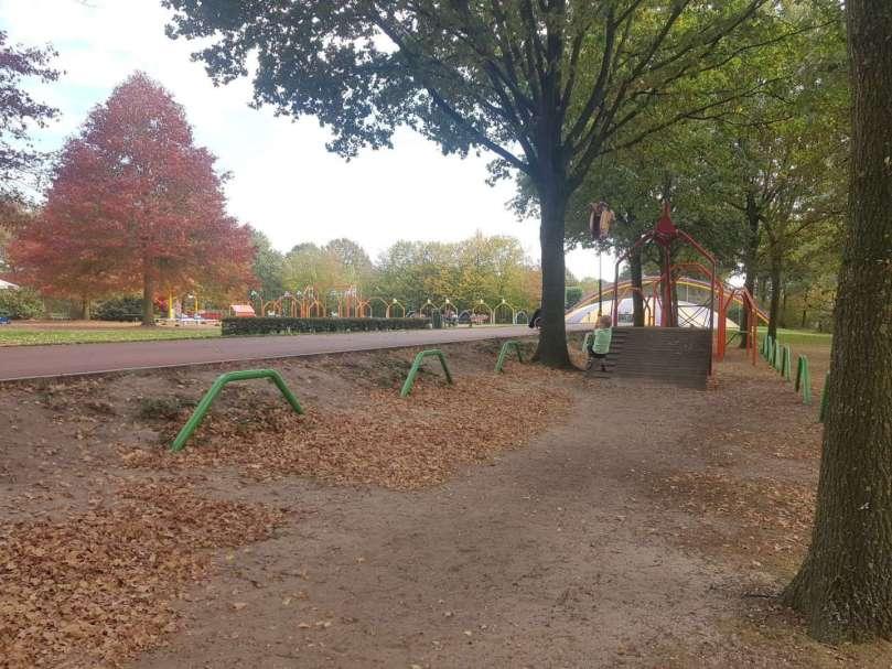 BillyBird Park Hemelrijk speeltuin kabelbaan bregblogt.nl