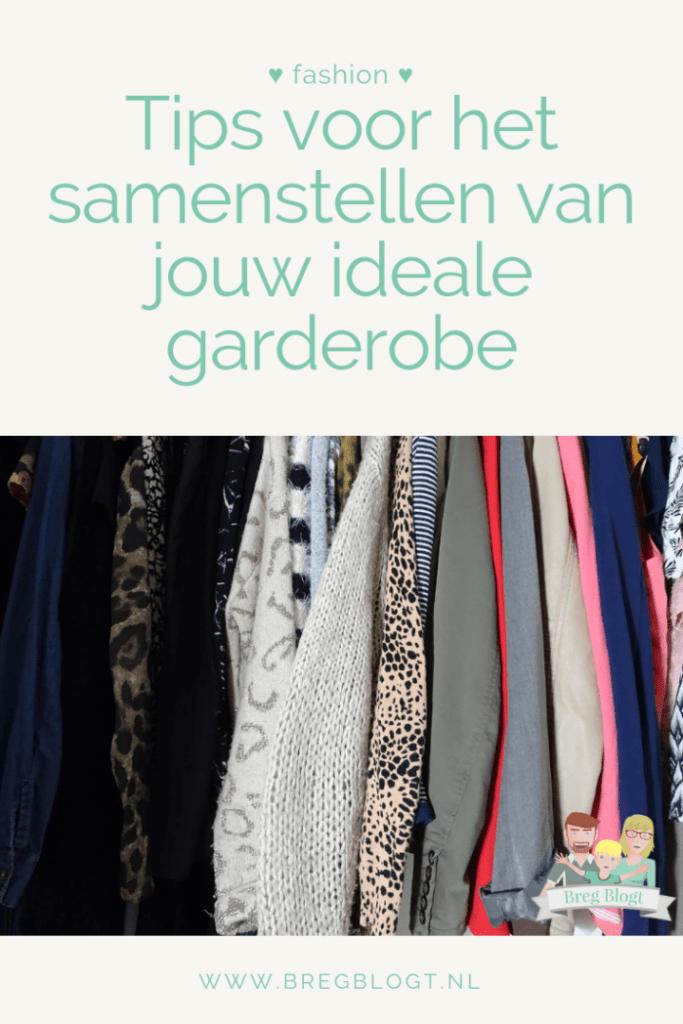 tips voor het samenstellen van jouw ideale garderobe bregblogt.nl