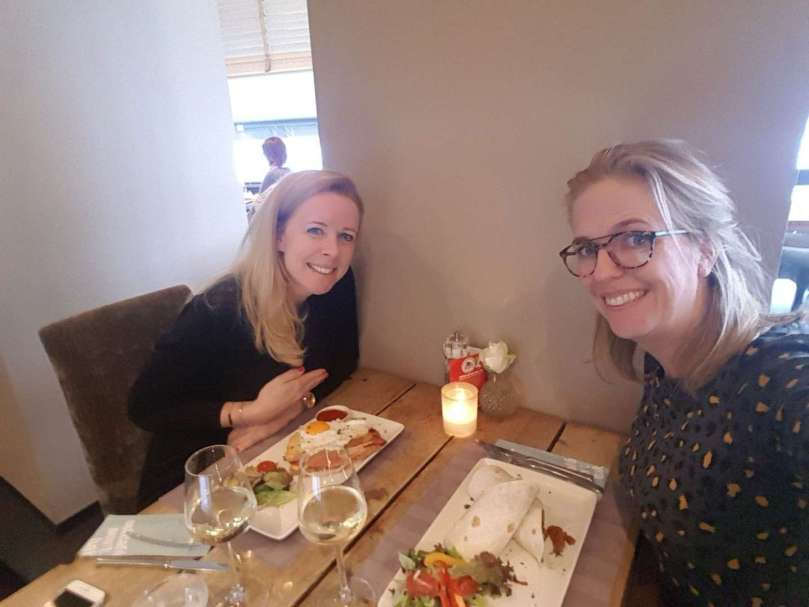 Lunch Delina Belle Vie bregblogt.nl