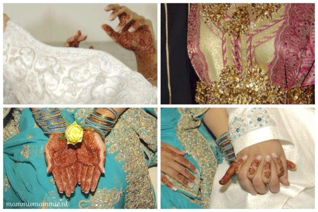 De Bruiloft Van Mahwish Een Pakistaans Marokkaans