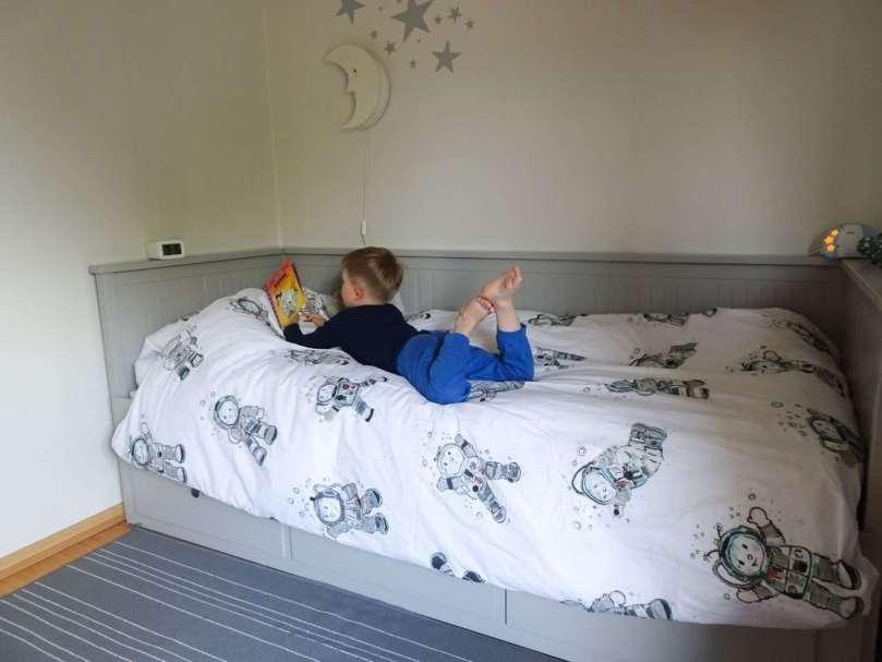 Beddinghouse dekbedovertrek astronauten kinderkamer bregblogt.nl