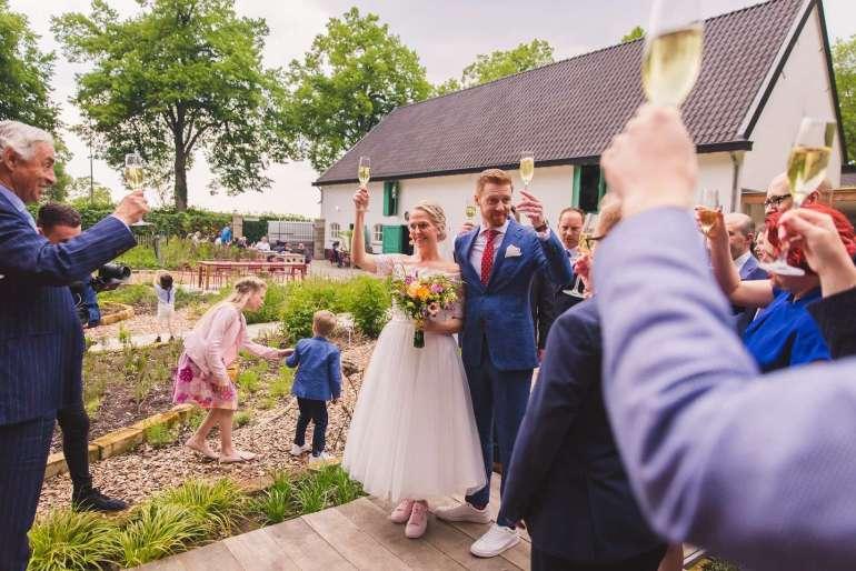 Borrelen bruiloft Landgoed Heerdeberg bregblogt.nl