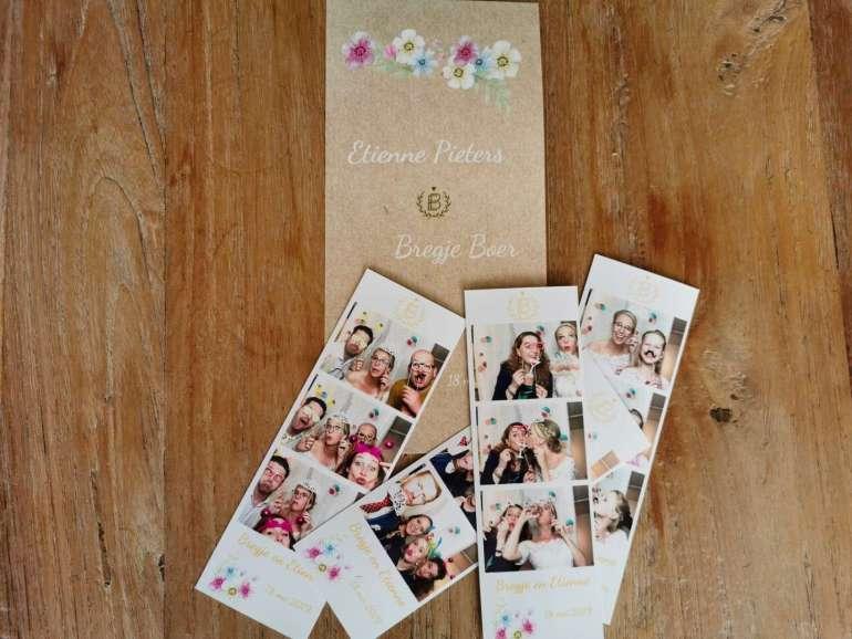 Foto's photobooth bruiloft bregblogt.nl inspiratie bruiloft