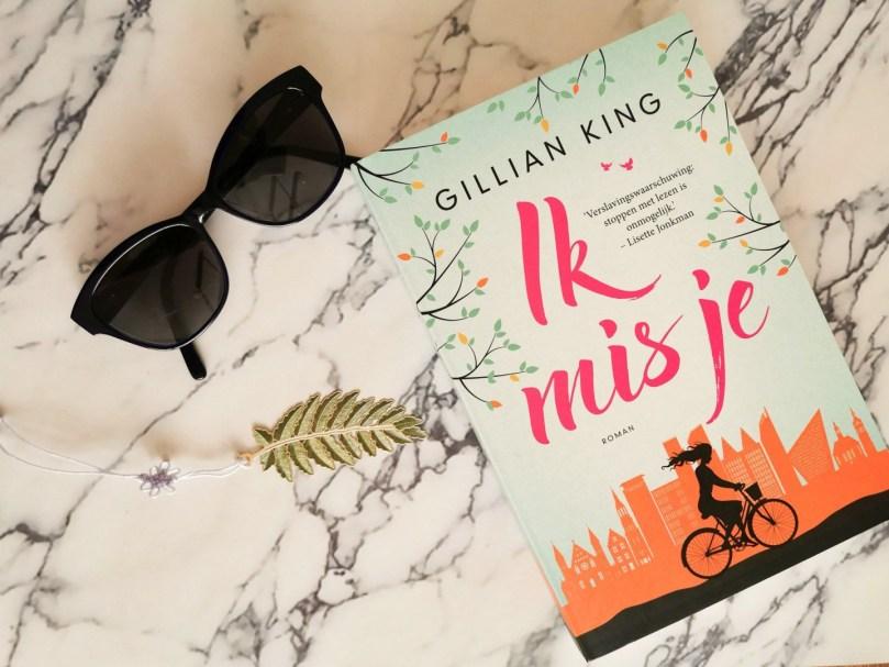 Ik mis je Gillian King - bregblogt.nl