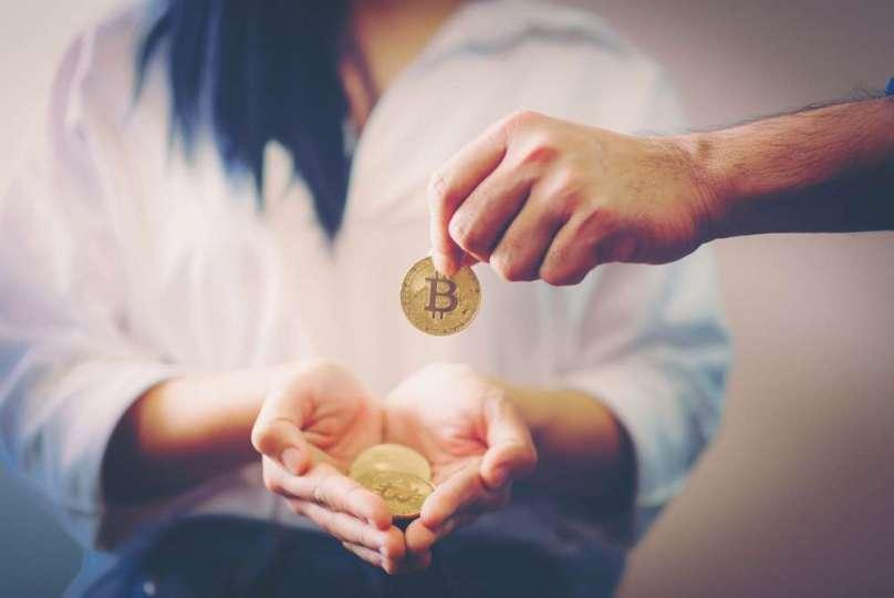 Bitcoin en crypto bregblogt.nl Shutterstock