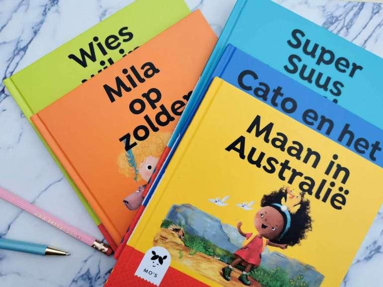 Mo's Daughters voorleesboekjes inspiratie kinderboeken bregblogt.nl