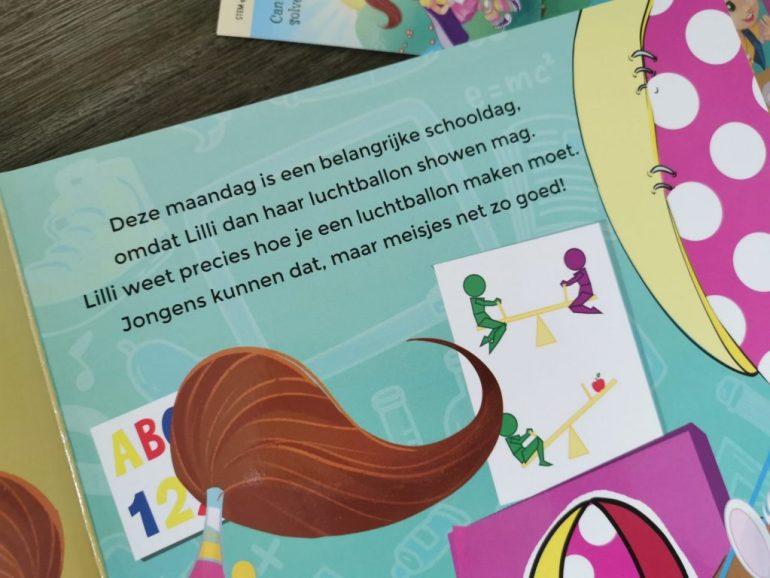 Lillicorn leerzame avonturen in woowoo land Lisa Moss Thomas Bernard bregblogt.nl