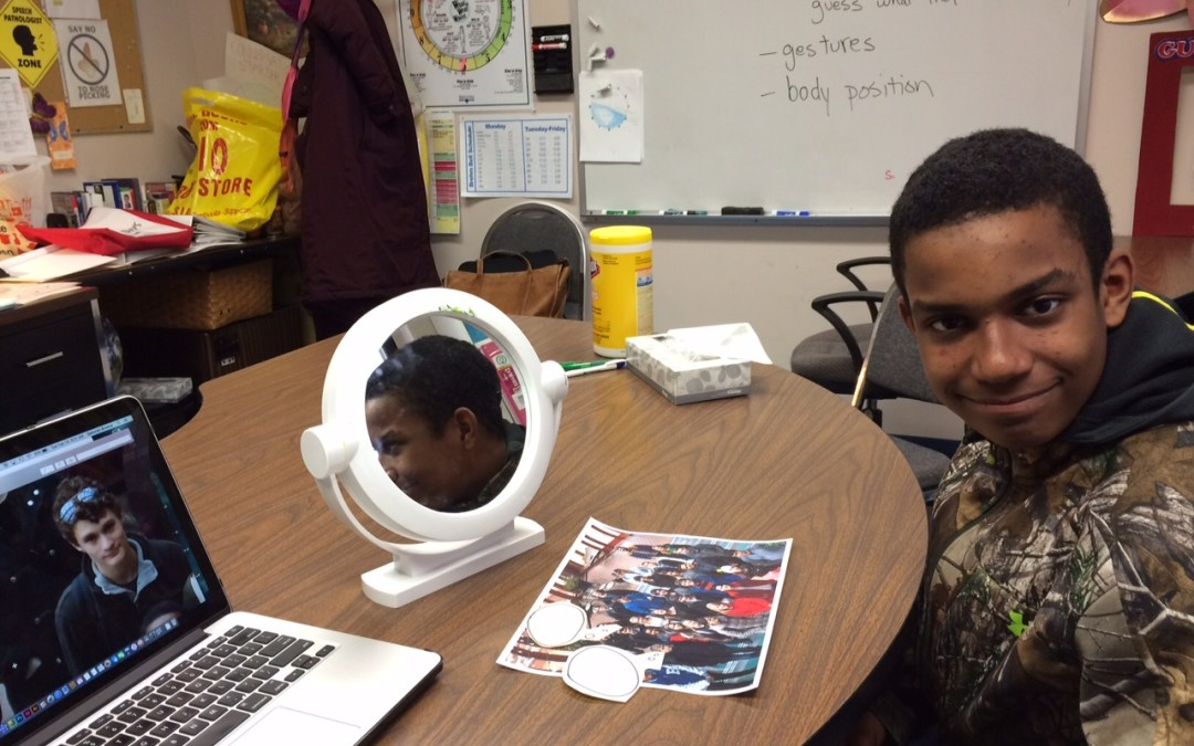 What happens in Speech-Language Therapy at Brehm?