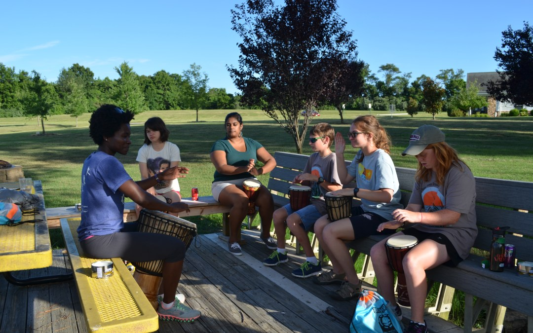 African Drumming
