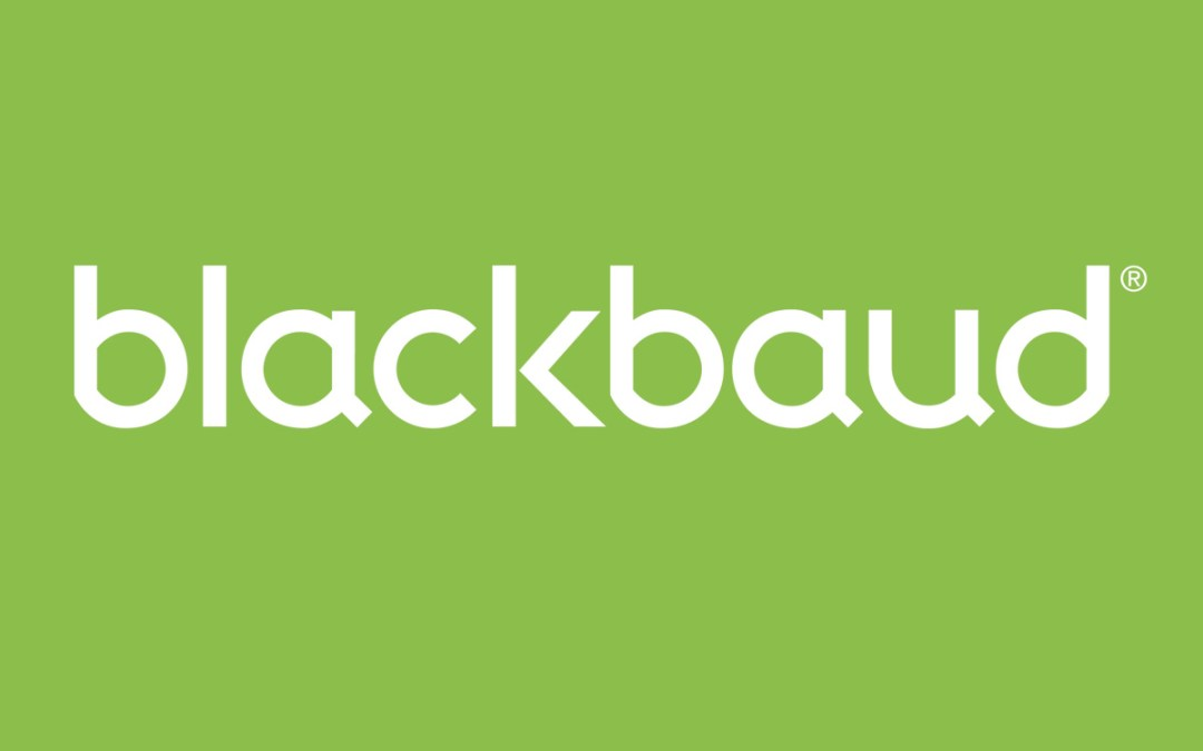 Blackbaud Privacy Information Confirmation