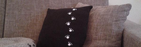 Kussen breien patroon