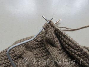 Kabel breien