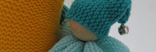 Sierpoppetjes breien patroon