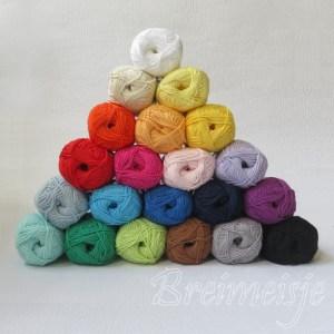 Cotton Fun katoen om te breien