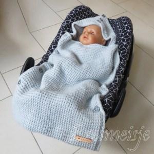baby voetenzak maxi cosi