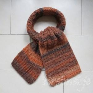 Sjaal breien voor beginners