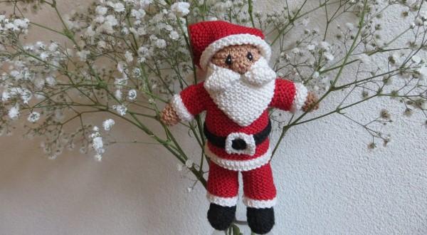 Kerstman breien