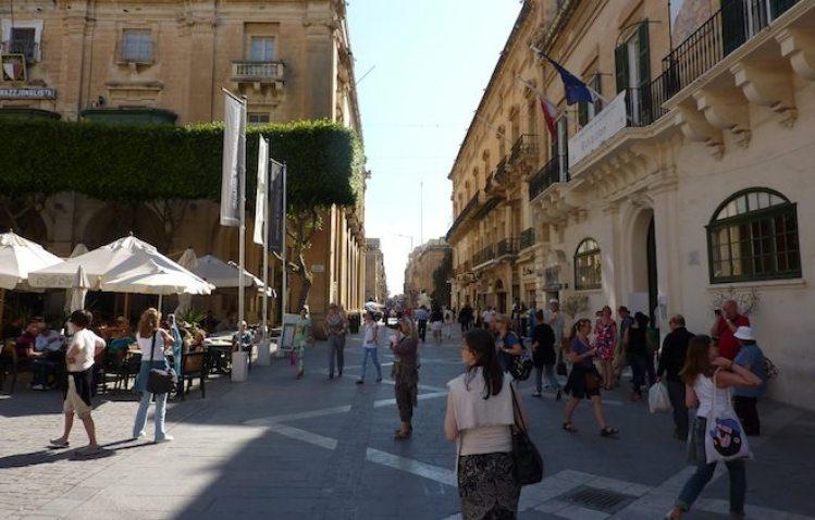 Strassen von Valletta