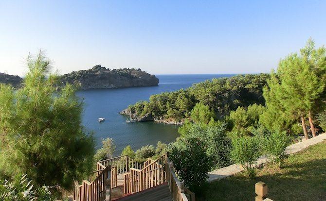 Reiseblog BREITENGRAD53 36 Grad, und es wird noch heißer... Urlaub in der Türkei 6