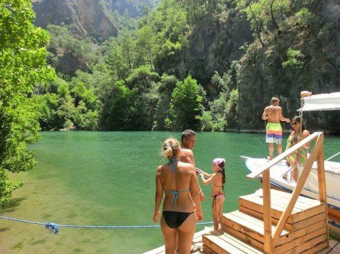 Reiseblog BREITENGRAD53 Die Sonne strahlt über beide Ohren - Urlaub in der Türkei 5