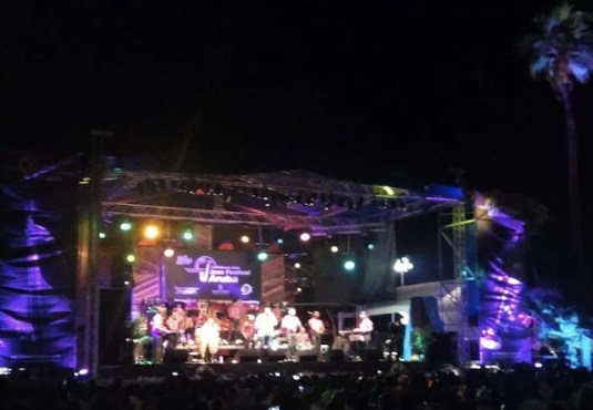 Carribean Sea Jazzfestival 2013 auf Aruba