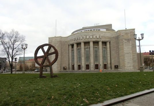 Rosa-Luxemburg-Platz Berlin