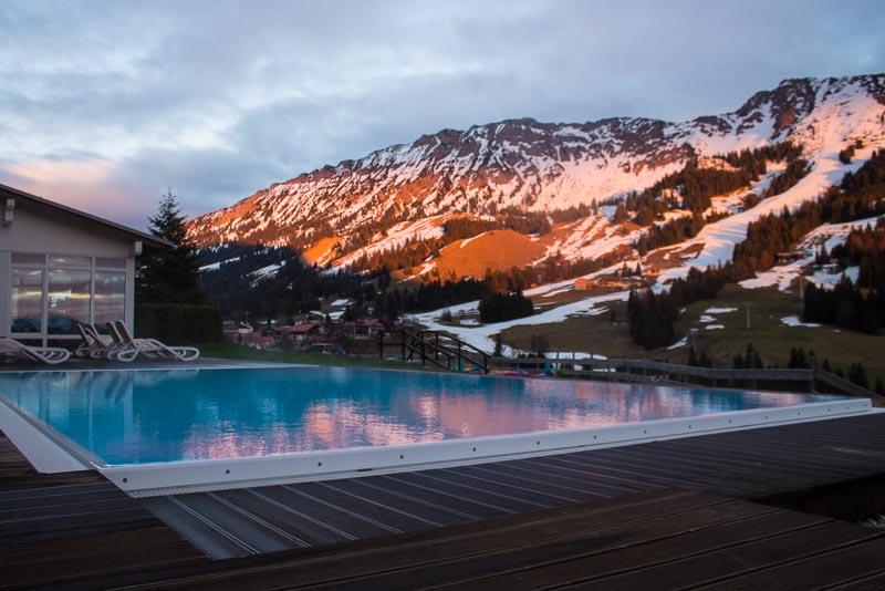 2016 Kinderhotel Oberjoch Skigebiet