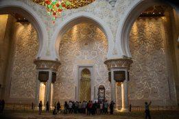 Abu Dhabi - Joerg Pasemann - Scheich-Zayid-Moschee -5169