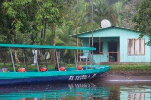Costa Rica - Tortuguero Nationalpark - Bootsanleger