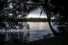 Costa Rica - Tortuguero Nationalpark - Mawamba Lodge Abend