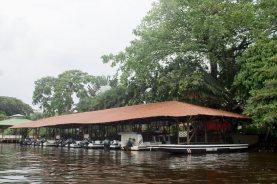 Costa Rica - Tortuguero Nationalpark - Mawamba Lodge Anleger