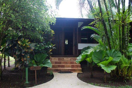 Costa Rica - Tortuguero Nationalpark - Mawamba Lodge Haus
