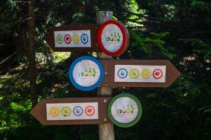 Wo geht`s lang in Katschhausen - Familienurlaub Österreich