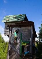 Kletterspaß in Katschhausen - Familienurlaub Österreich