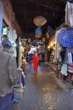 Inmitten der Medina