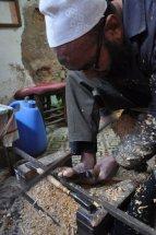 Traditionelle Handwerkskunst in der Medina